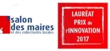 Prix Innovation Salon des Maires 2017