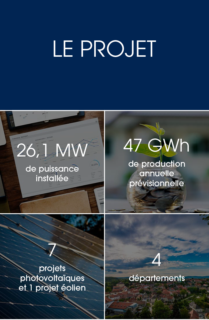 Production annuelle 24 500 000 kWh