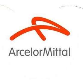 Timeline logo arcelor